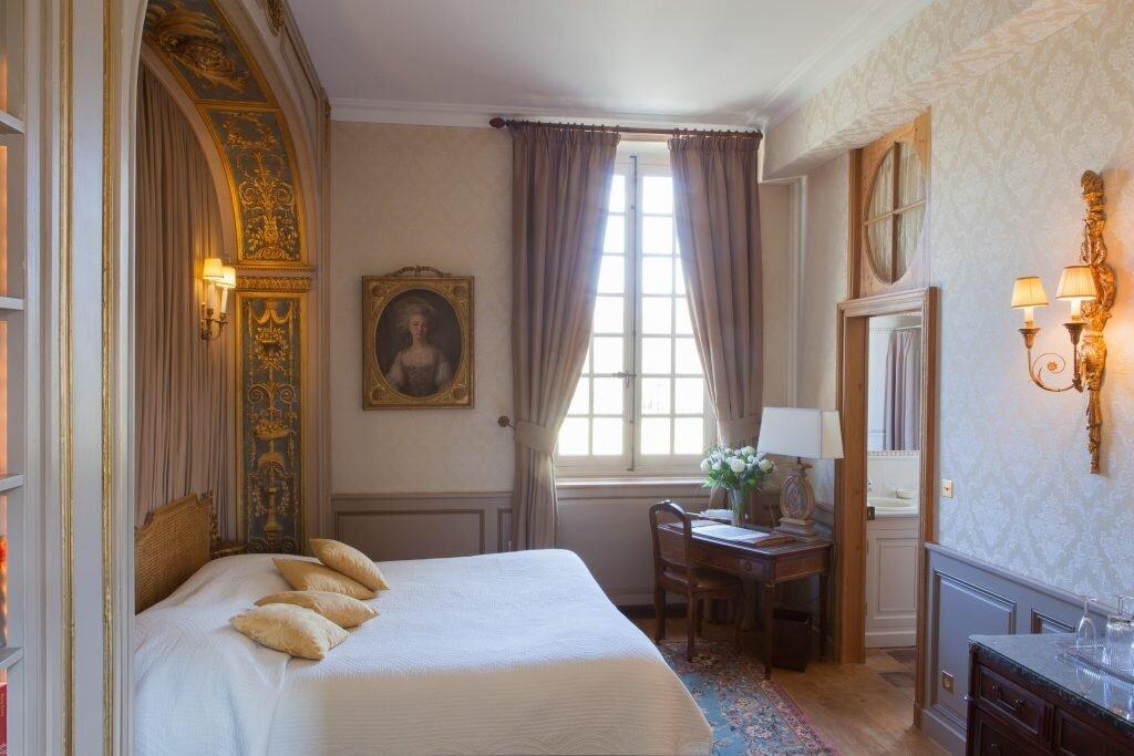 hôtel de luxe Fontainebleau
