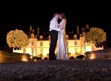 Visuel réceptions privées site de Fontainebleau Tourisme