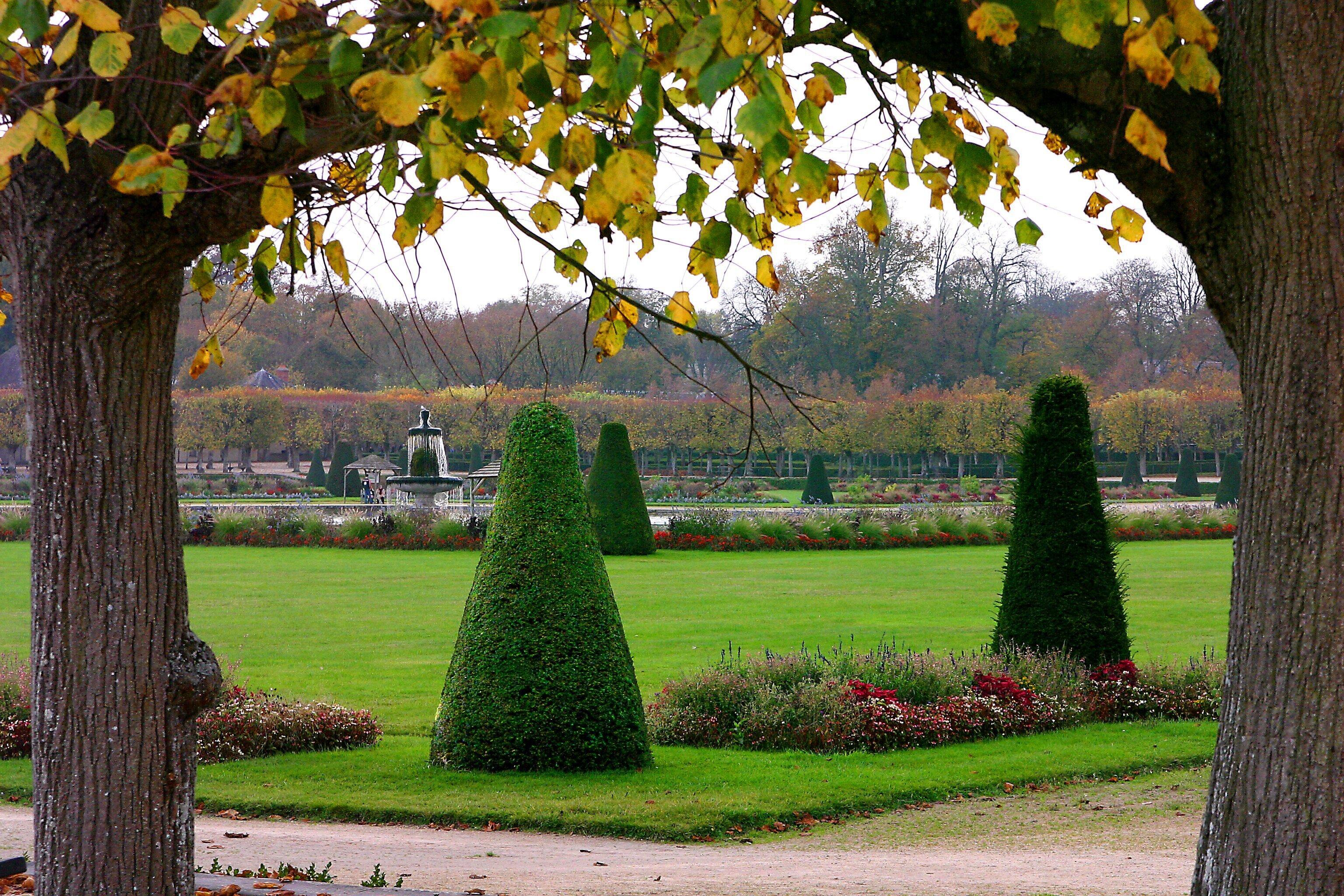 Les jardins du ch teau fontainebleau tourisme for Le jardin l experience