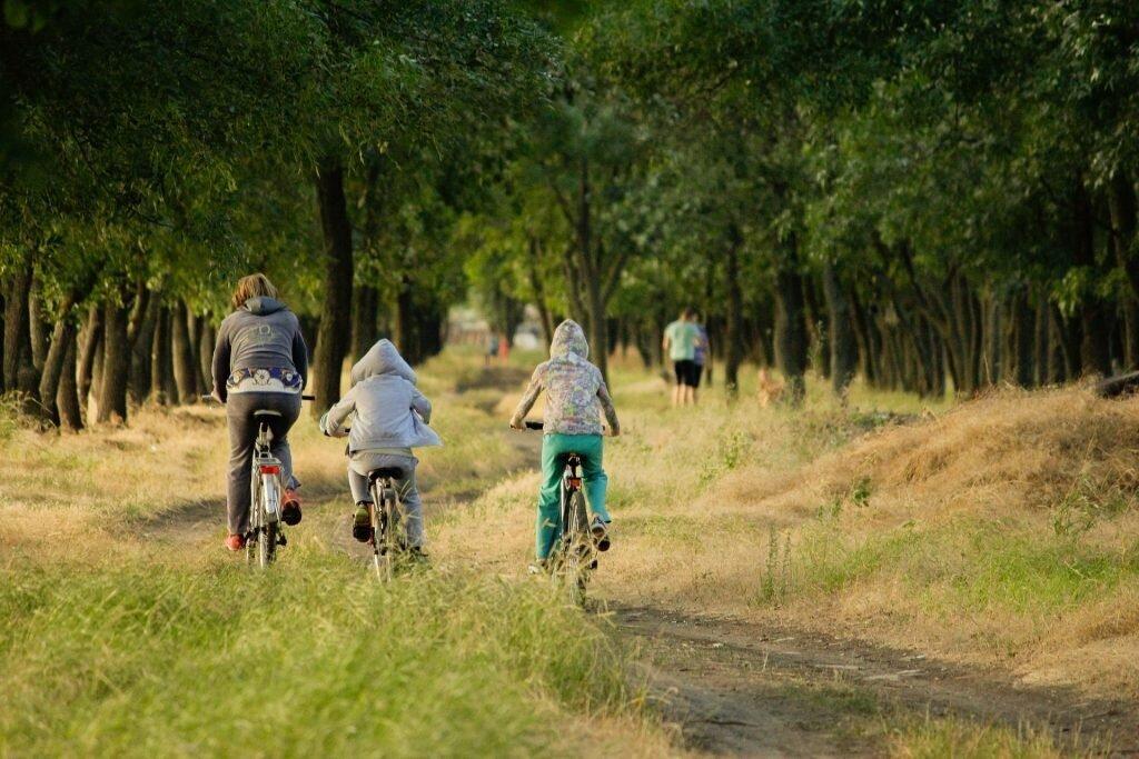 balade vélo forêt Fontainebleau