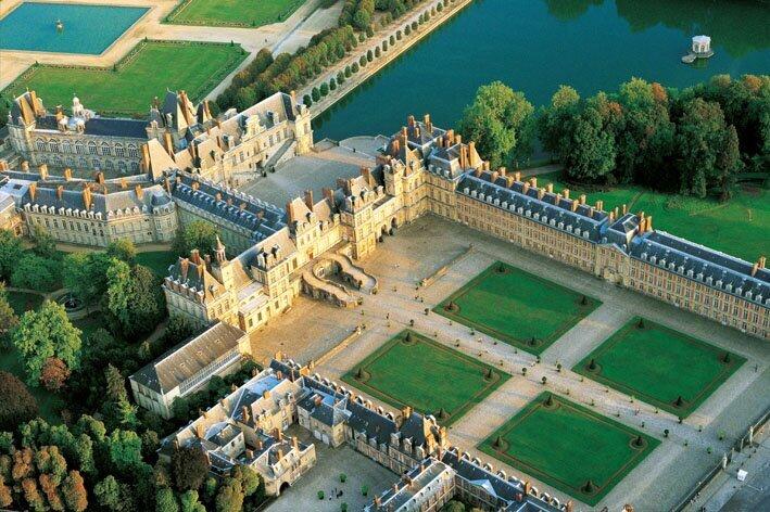 château de Fontainebleau Tourisme