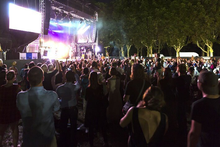 festival concert Fontainebleau