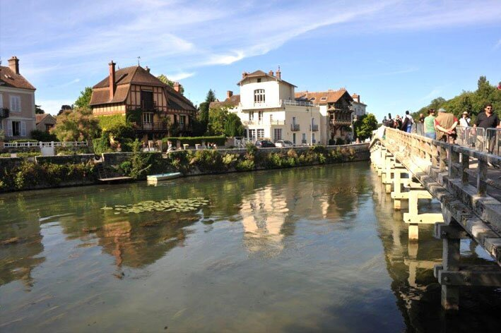 Fontainebleau Tourisme bords de seine