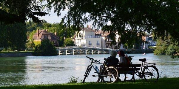 Prenez une pause à Samois-sur-Seine