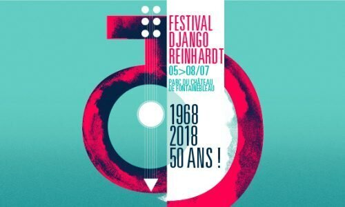 Festival Django Reinhardt | affiche 2018