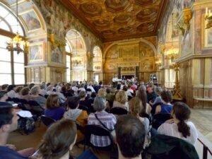 conférence festival de l'histoire de l'art