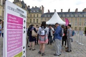 Fontainebleau tourisme festival de l'histoire de l'art