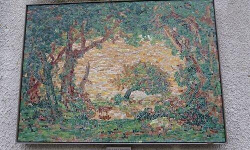 Mosaïque | Sortie de forêt de Fontainebleau