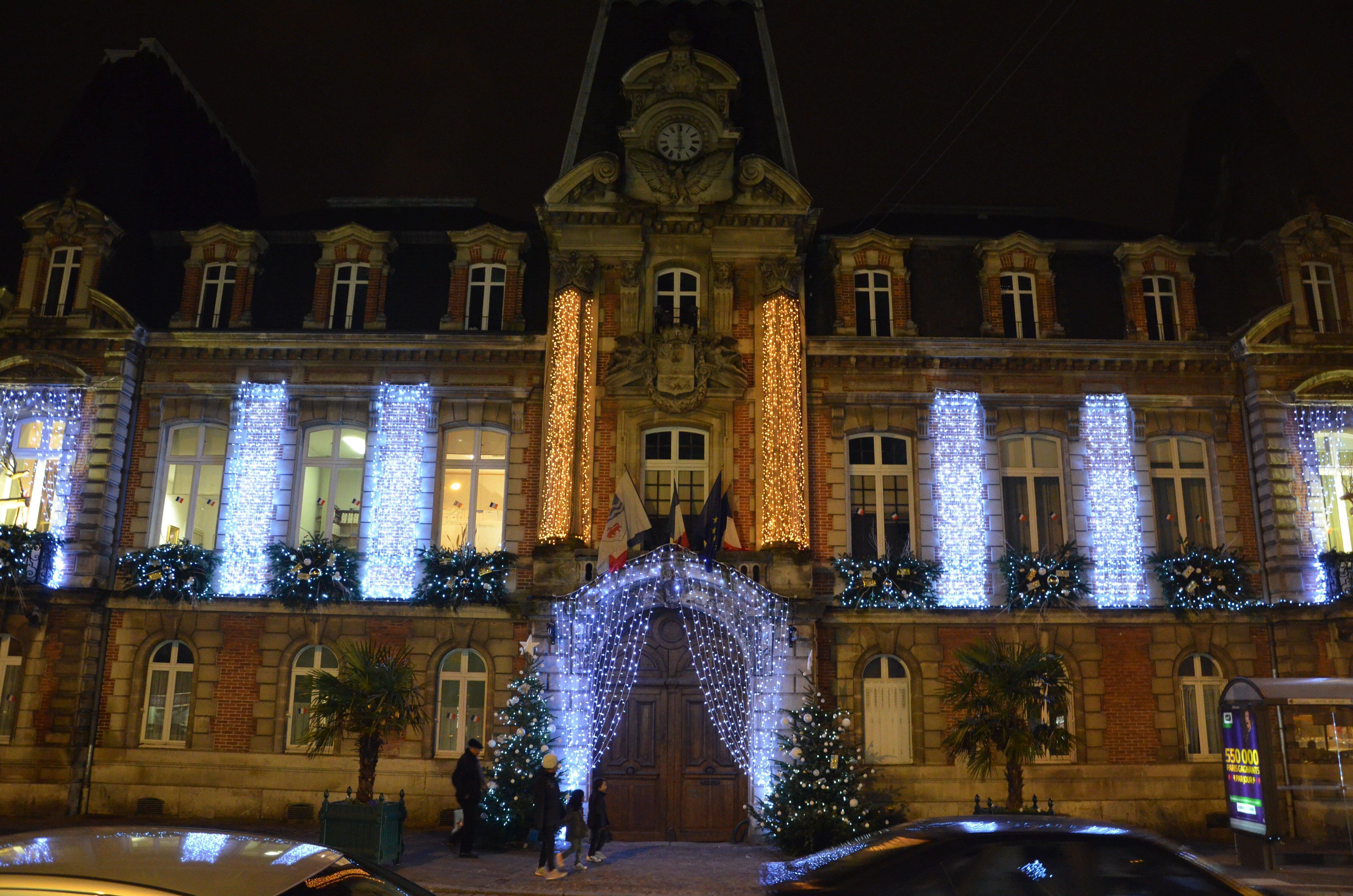 Noël à Fontainebleau