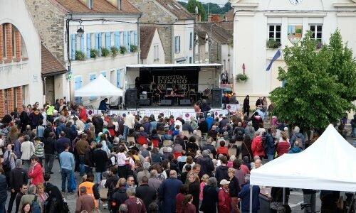 festival Django Reinhardt : concert à Samois