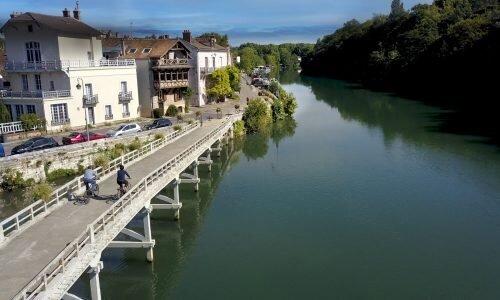 Paseo en bicicleta por Samois