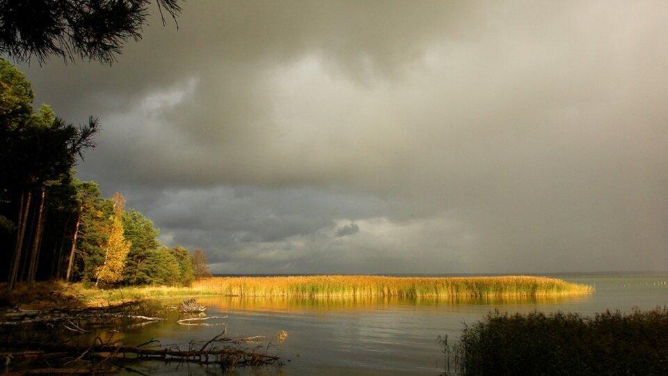 Photographie Lac en Lituanie par Fabrice Milochau