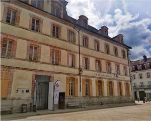 photo extérieure Office de Tourisme Fontainebleau
