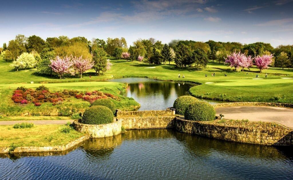 Golf Cély