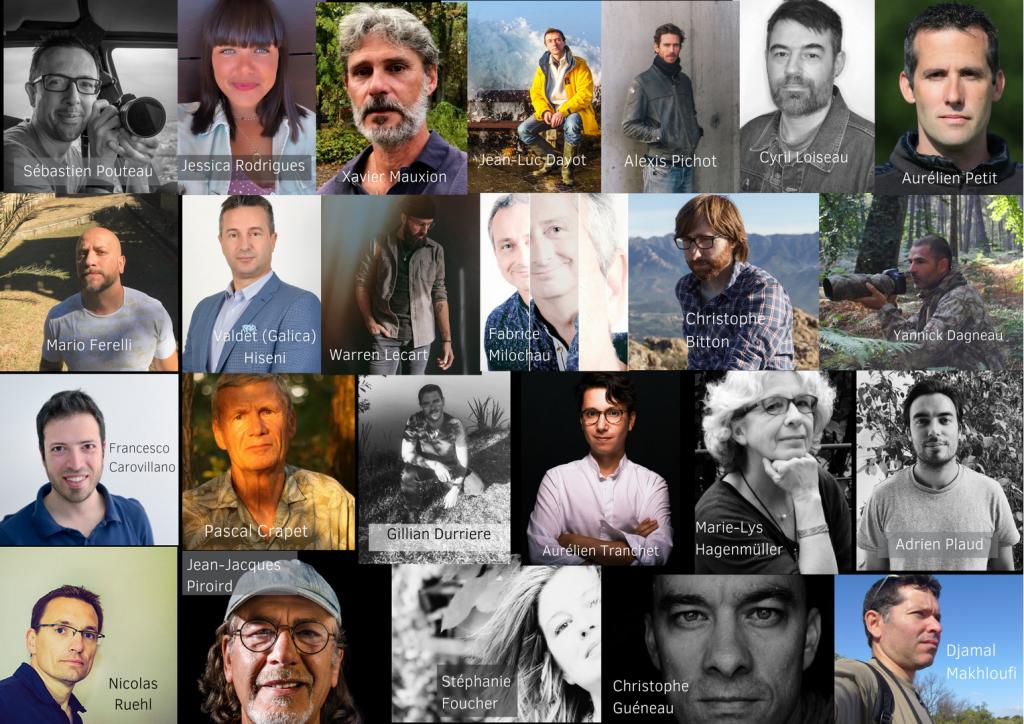 portraits photographes